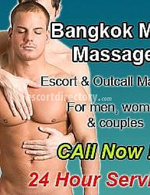 Bangkok man massage